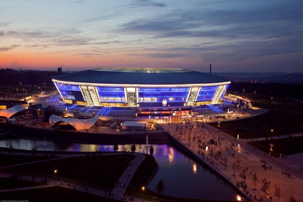 «Донбасс Арена»