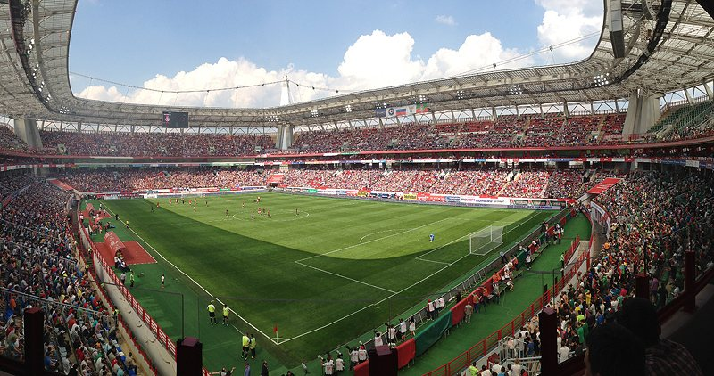 На матч «Локомотив» — ЦСКА продано 20 тыс. билетов