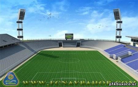 Новый облик стадиона «Навбахор» в Узбекистане - 11 Августа 2013 ...