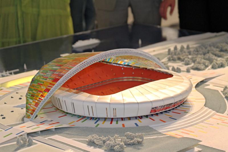 Стадион Победы в Волгограде