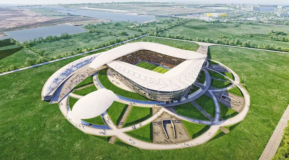 Строительство стадиона к чемпионату мира 2018 года ростов на дону