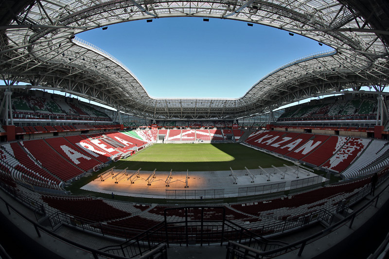 стадиона «Казань-Арена»