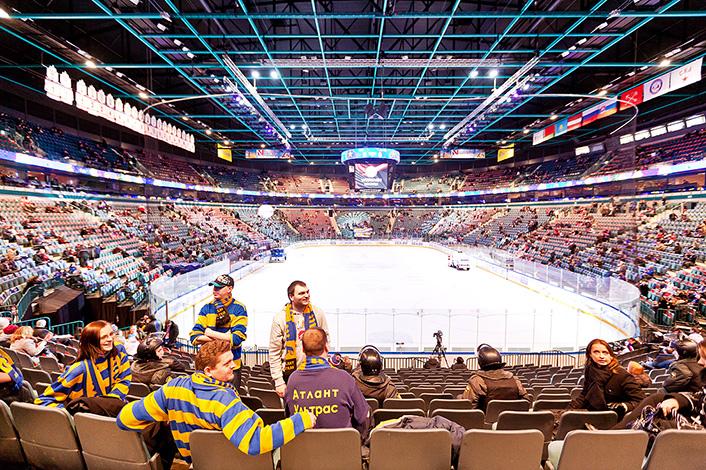 Санкт-петербургский хоккейный