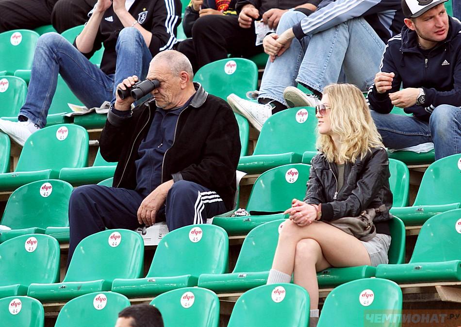 Краснодар.  Стадион Кубань.  Кликабельно.