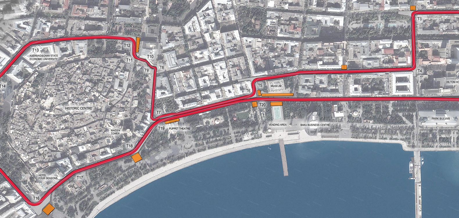схема прохождения трассы арена гп