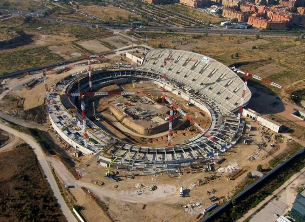 Открытие нового домашнего стадиона