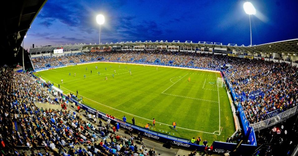 Стадион «Стад Сапуто»
