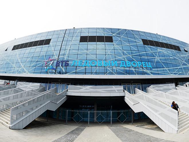 арена втб ледовый схема