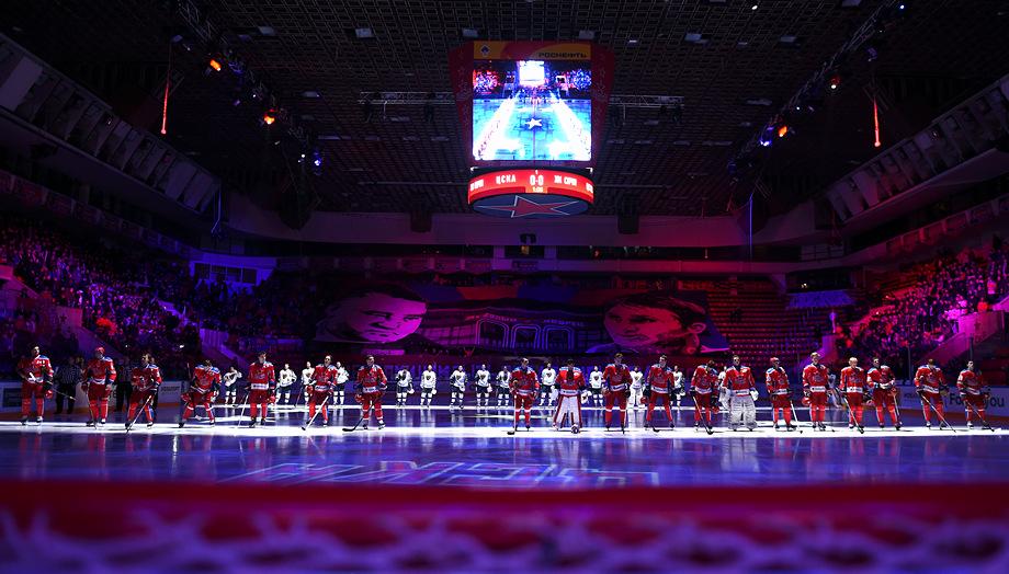 В ногу со временем: спортивные объекты ЦСКА модернизируют до современных требований