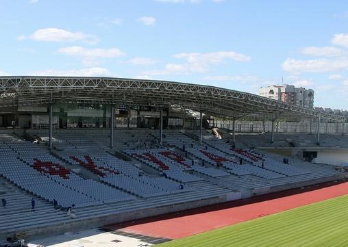 70e8d58c Финальный матч Кубка России пройдёт в Екатеринбурге 9 мая на стадионе