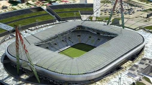 Новы стадион ювентус