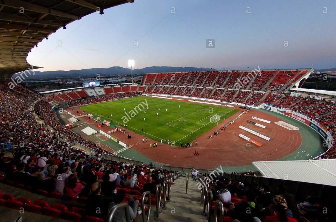 Стадион футбольного клуба мальорка