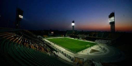 """Охрана нашла две мины на Восточной трибуне стадиона  """"Кубань """" в Краснодаре, где обычно свои домашние матчи проводят..."""