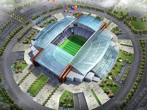 стадионы, ЧМ-2022, ЧМ-2018