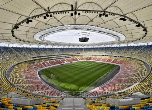 Стадионы с закрывающейся крышей