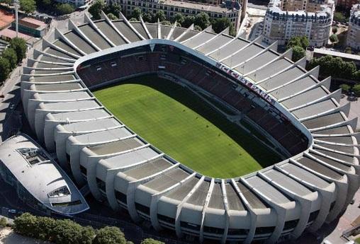 Стадион псж в париже адрес