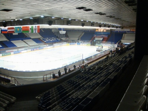 Новосибирский КСК «Сибирь» в