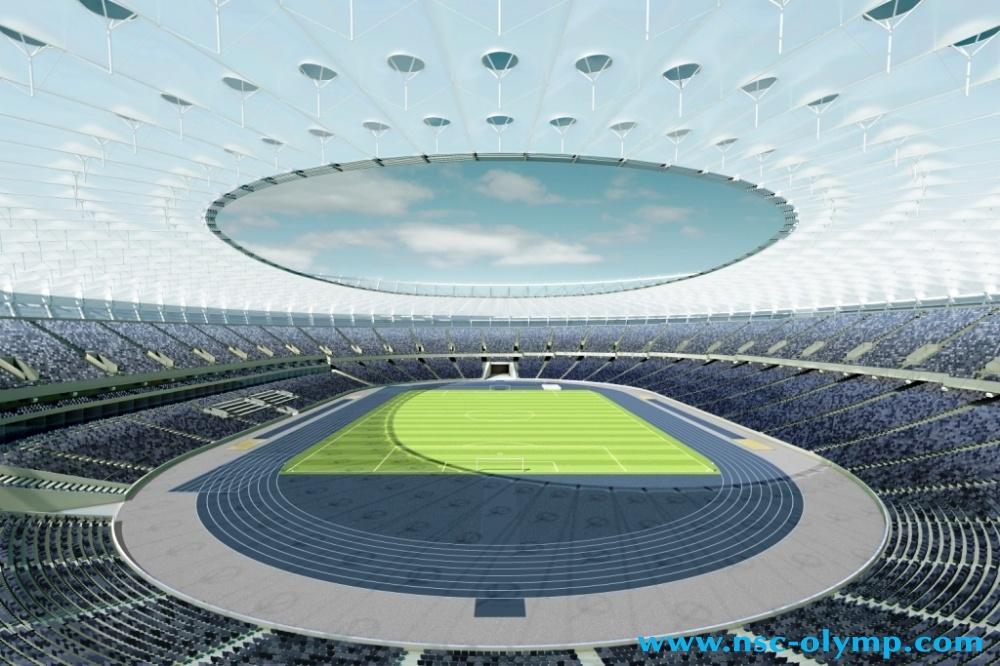 НСК «Олимпийский» станет