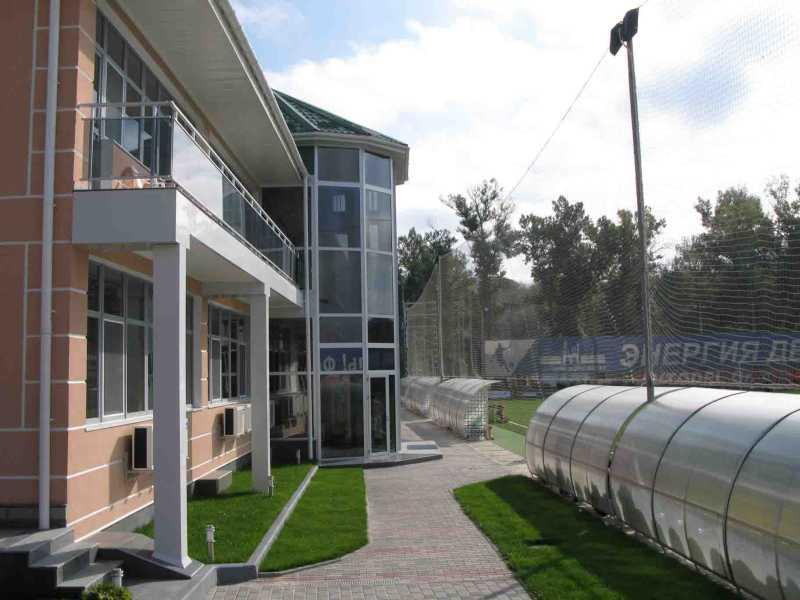 База Скиф в Новопавловке