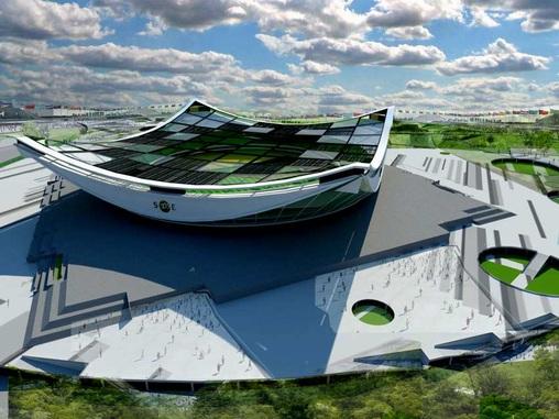 нового стадиона «Кубани»