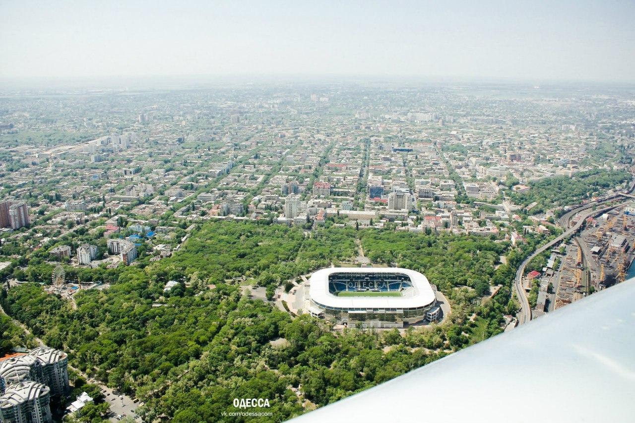 схема стадиона черноморец на 26,03,13